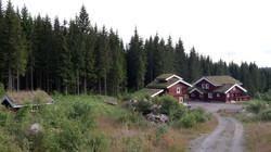 Finnhaus Uppstugu, Häljeboda