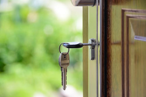 Key in home