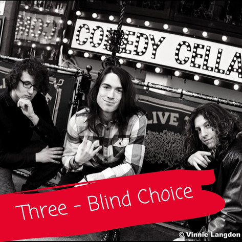 Three- Blind Choice
