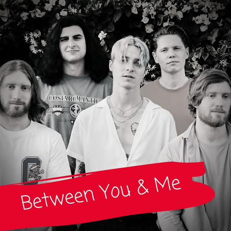 Three- Between You & Me