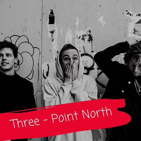 Three- Point North