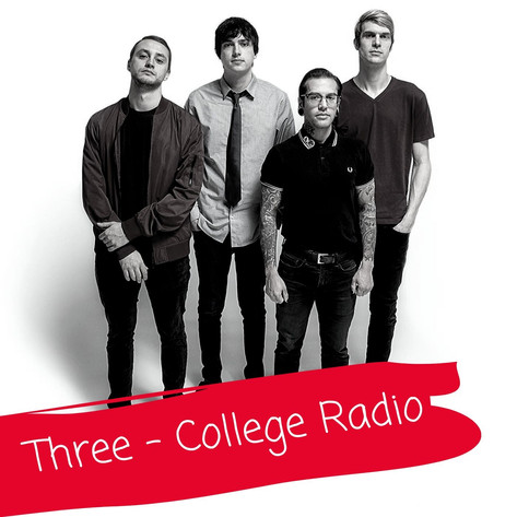 Three- College Radio