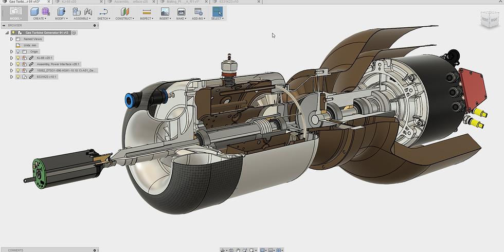 Modellazione solida e Fusion 360 - I^ edizione