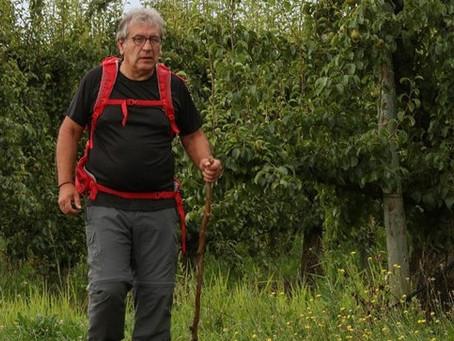 Marmade : Cette fois Patrick MAURIN va marcher pour le lac de Caussade.