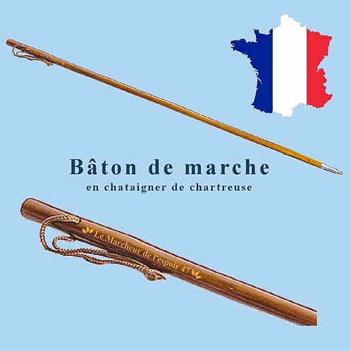 Bâton du Marcheur