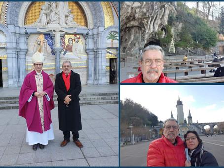 Les 27 et 28 février à Lourdes