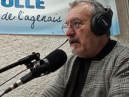 Je reprends la route autour du Lot-et-Garonne pour dénoncer le mal-être agricole