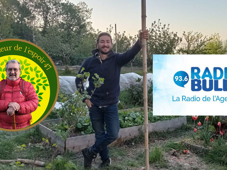 Parlons Rural du jeudi 08 avril (N°5) avec M. Julien Purnot