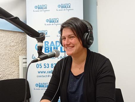 Parlons Rural du jeudi 03 juin avec Mme Aurélie Mella