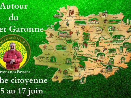 Autour du Lot et Garonne: de ferme en ferme