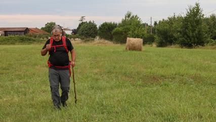 Mal-être des agriculteurs : itinéraire d'un marcheur qui veut des avancées.