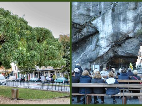 Annulation de ma marche citoyenne vers Lourdes