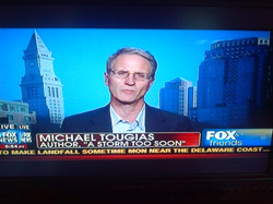 Guest on Fox and Friends show