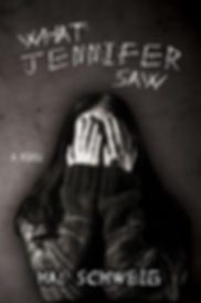 What Jennifer Saw by Hal Schweig thriller novel