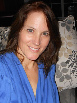 author Alison O'Leary