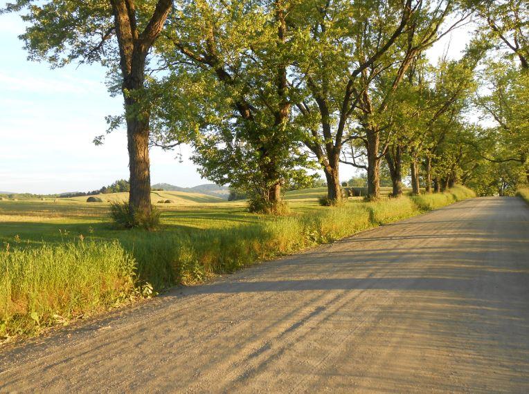 VT Darling Hill road