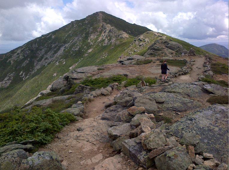 NH Lafayette ridge