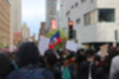 Dad holding flag at protest3.JPG