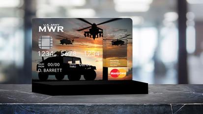 Counter Rack Card Holder