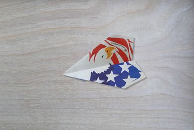 Paper Plane Printable