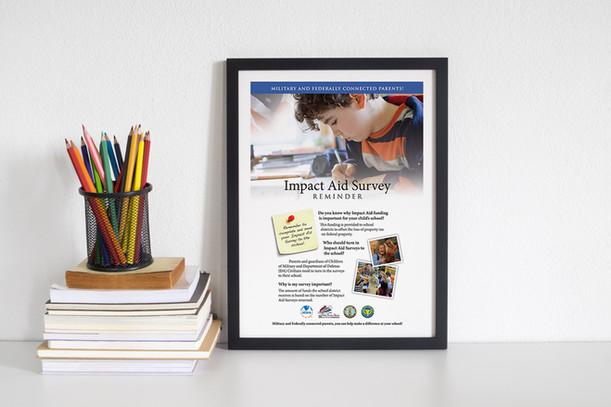 Impact Aid Survey Poster