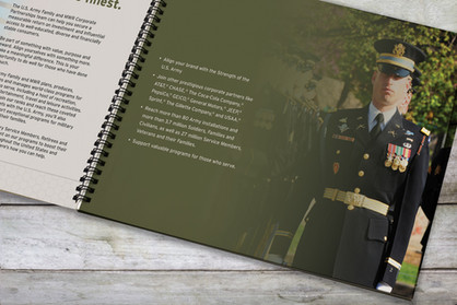 U.S. Army Media Kit - Click to see pages