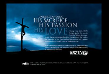 EWTN Easter Ad