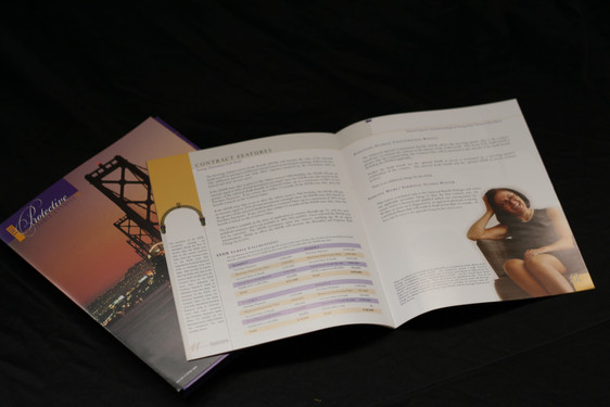 Protective Life Annuity Brochure & Folder