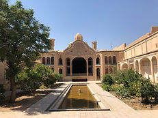 Kashan house iran