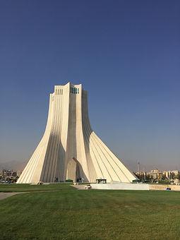 Teheran Iran Azadi