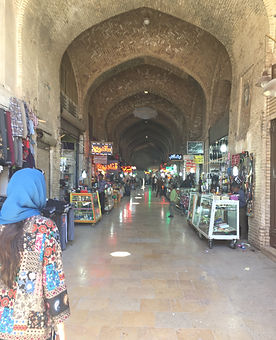 Bazar Kerman Iran