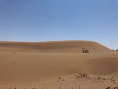 dunes desert iran