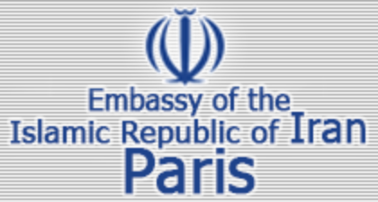 Ambassade Iran a Paris