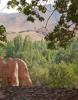 Abyaneh Iran