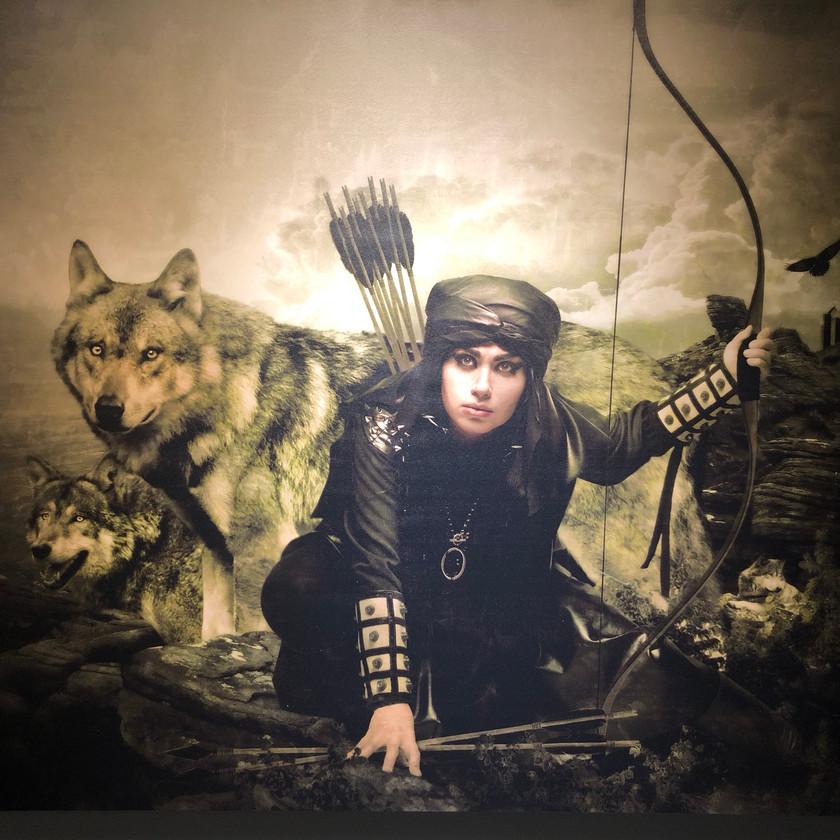 expo photo - le role des femmes dans l'histoire d'Iran