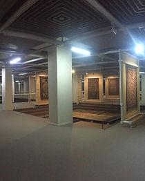 Musee tapis Teheran