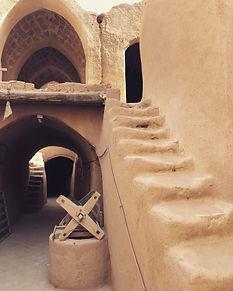 Castle Yazd