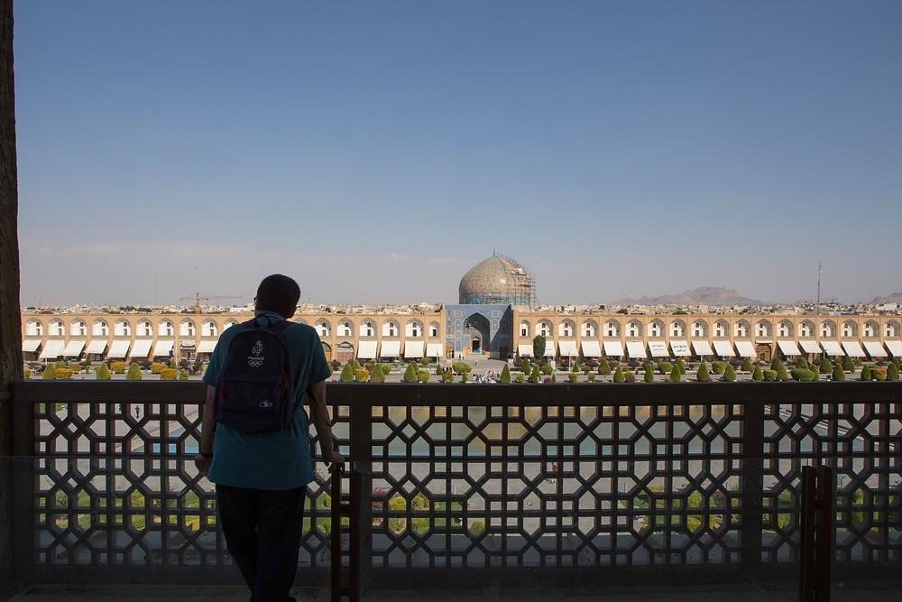 Lotfollah isfahan