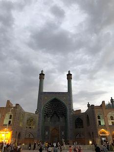 Mosquée Ispahan