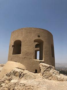 Temple feu ispahan