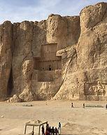 Naghshe rostam Iran