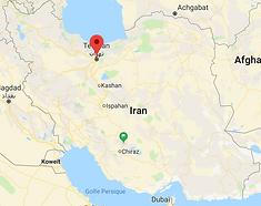 Teheran la capitale