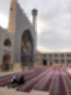 Jame mosque Ispahan