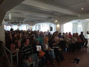 El Encuentro Multisectorial Educativo congregó más de 200 participantes