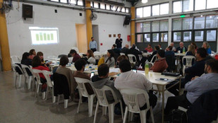 Proyecto Noemí participa de COPRET Matanza
