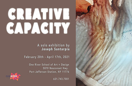 Show Card.Creative Capacity.One River.R.