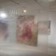 installation view, first corridor