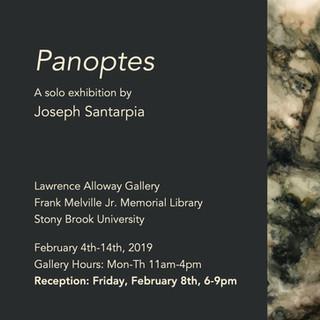 Panoptes, show card