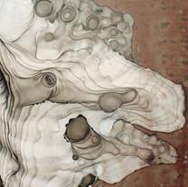Amassed Spine, detail