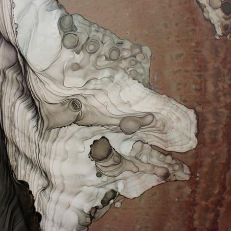 Amassed Spine detail